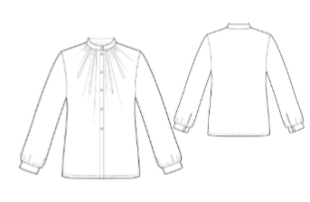 gathered neck blouse.png